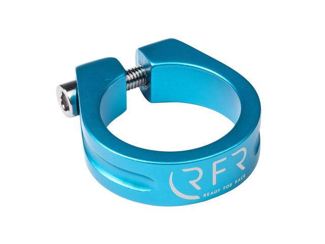 Cube RFR Sattelklemme blau